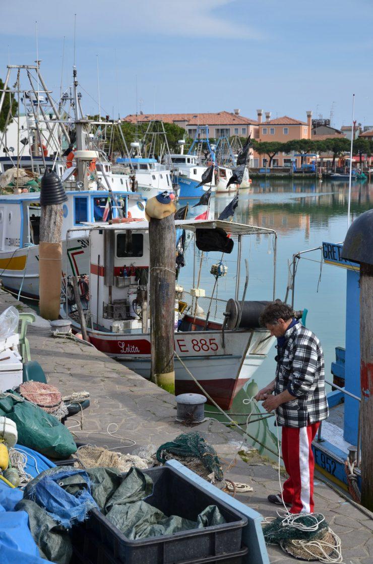 Caorle e i Pescatori