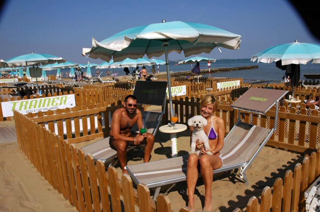 doggy beach a lignano