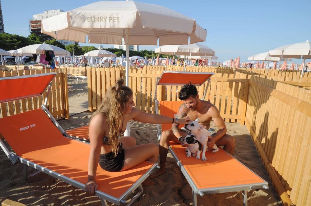 spiagge cani lignano
