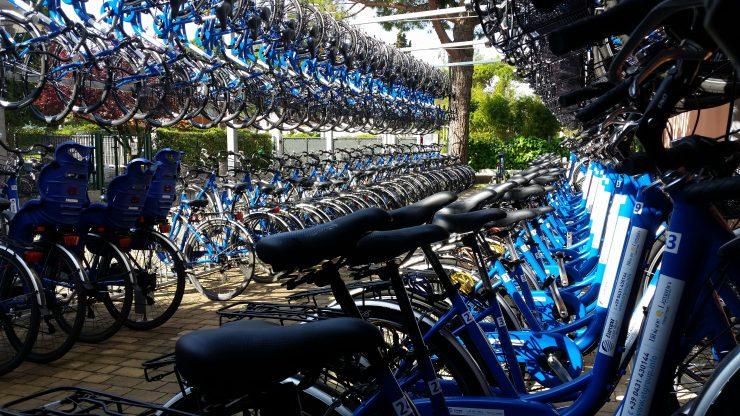 Biciclette a Bibione