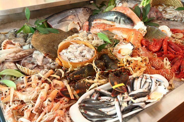 Mercato del pesce Bibione