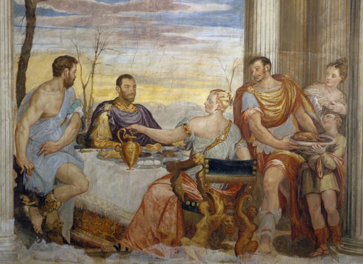 Cena Romana a Concordia Sagittaria