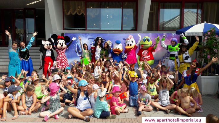 vacanze per bambini a Bibione e Lignano