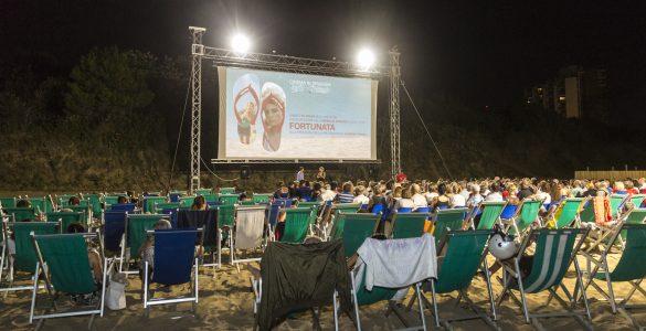 Cinema in Spiaggia a Lignano Sabbiadoro