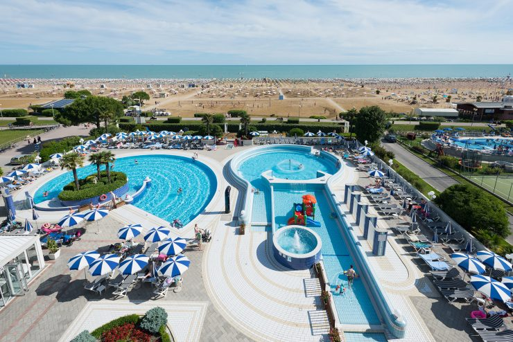 holiday with kids in Bibione