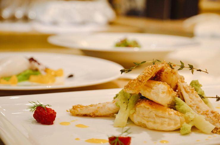 Chef Alessandro Castelnuovo - Savoy Beach Hotel Bibione