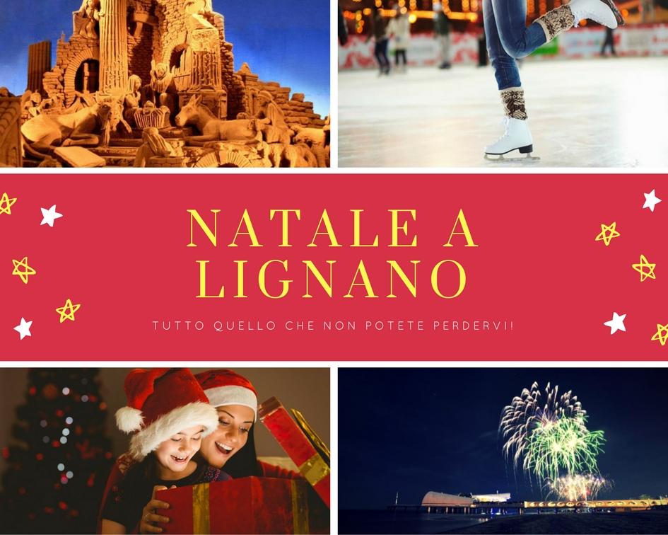 Natale a Lignano