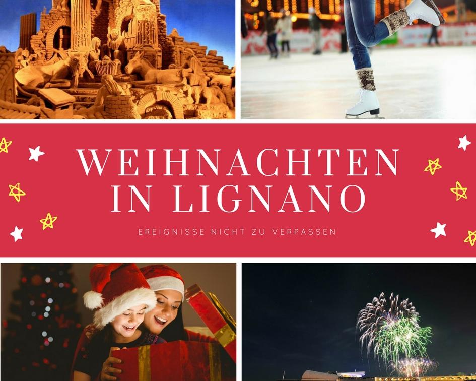 Weihnachten in Bibione