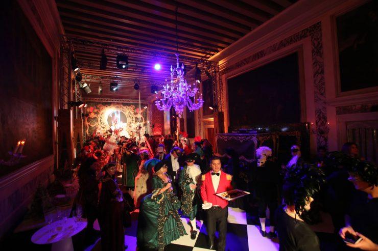 Cena Ballo Carnevale di Venezia