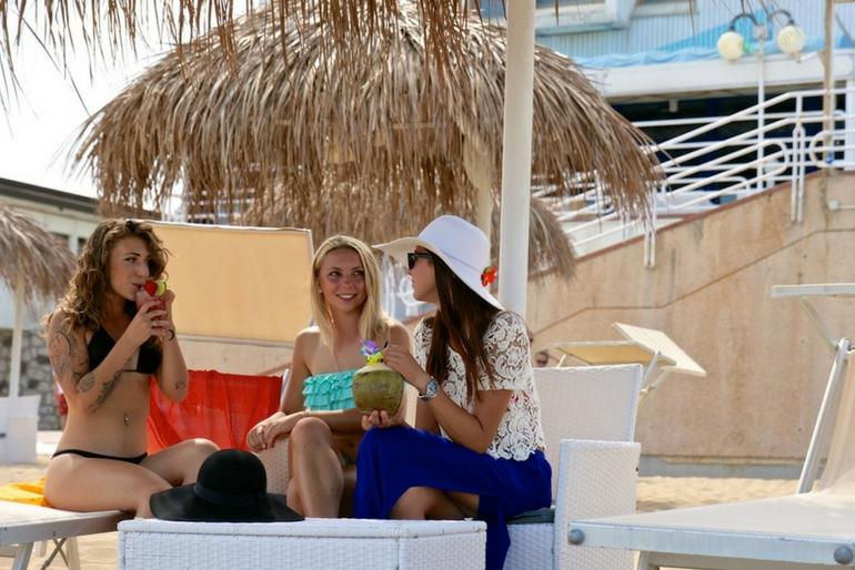 Tropical Beach Lignano Riviera