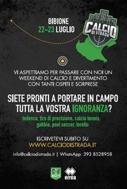 Bibione ospita il primo torneo di Calciatori Brutti