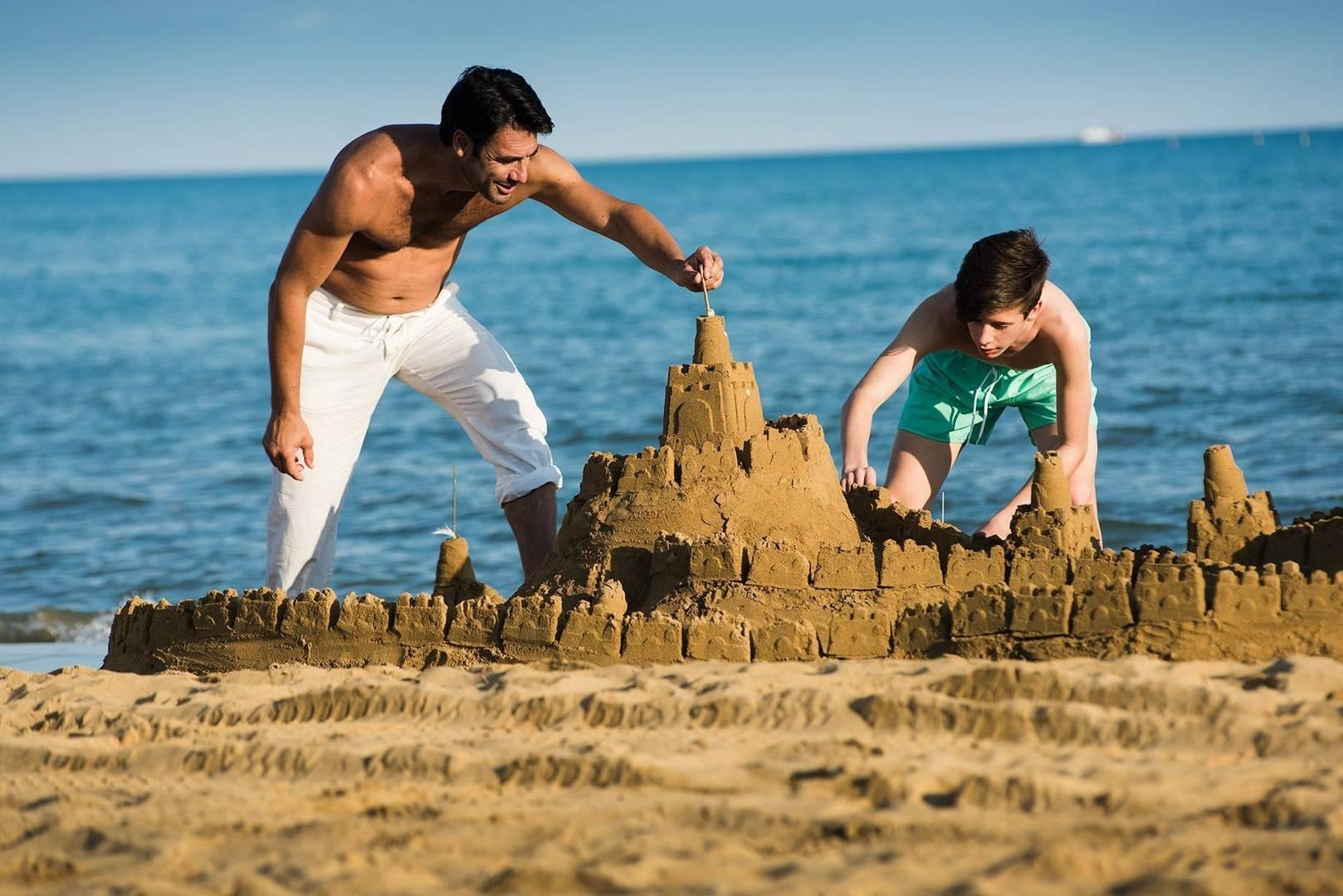 Attività spiaggia