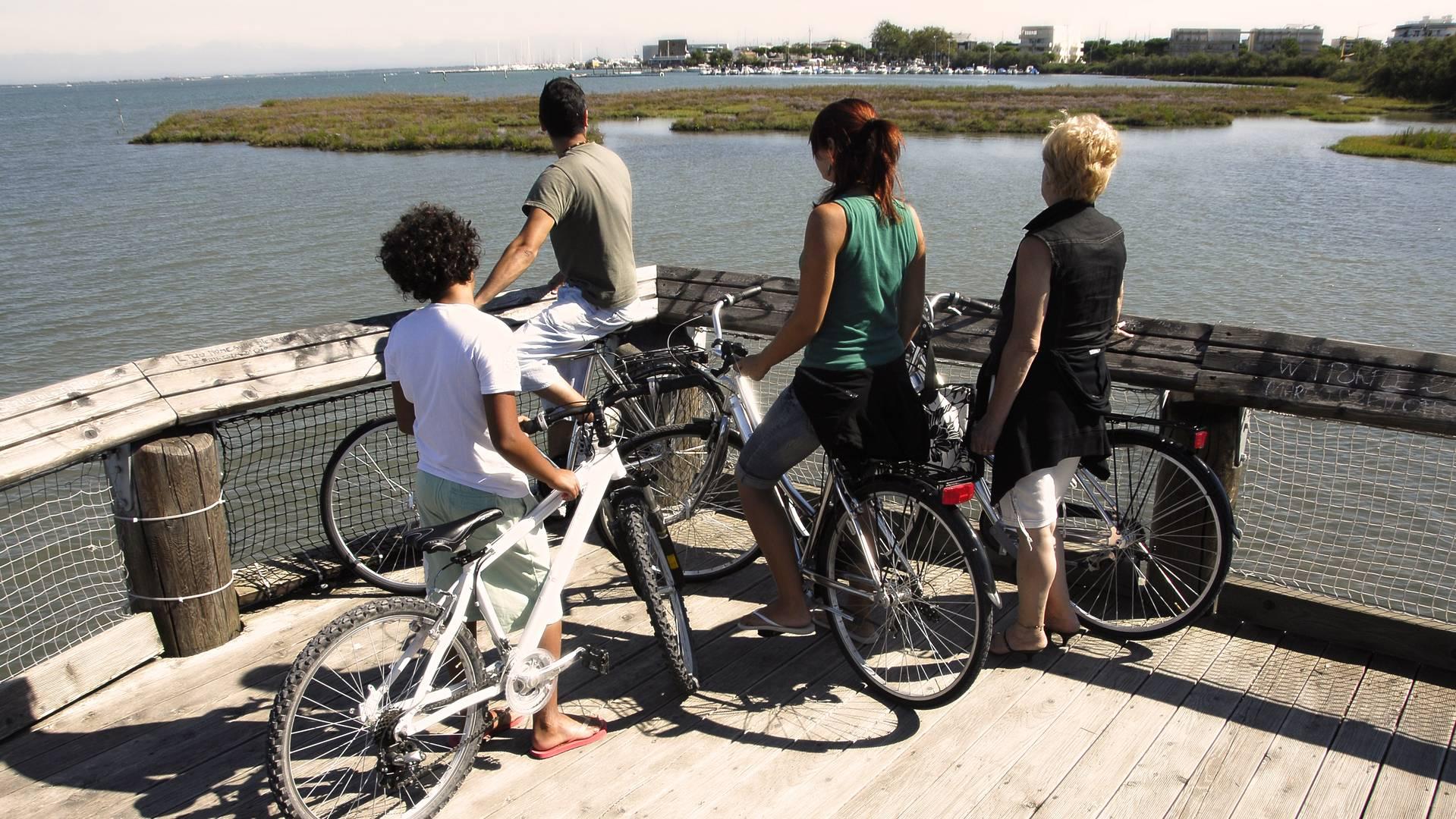 Escursioni bicicletta