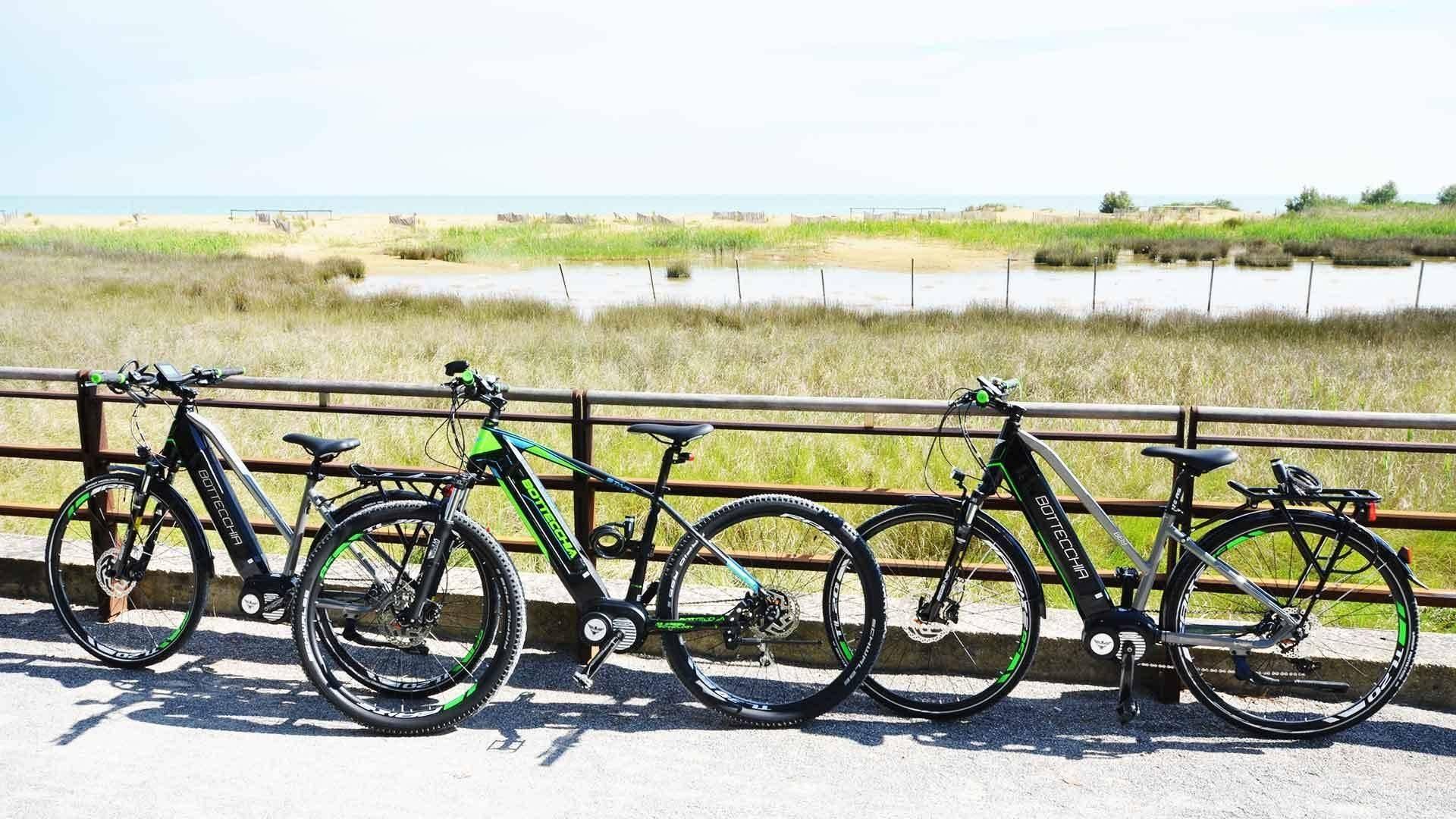 E-Bike Bibione Europa Tourist Group