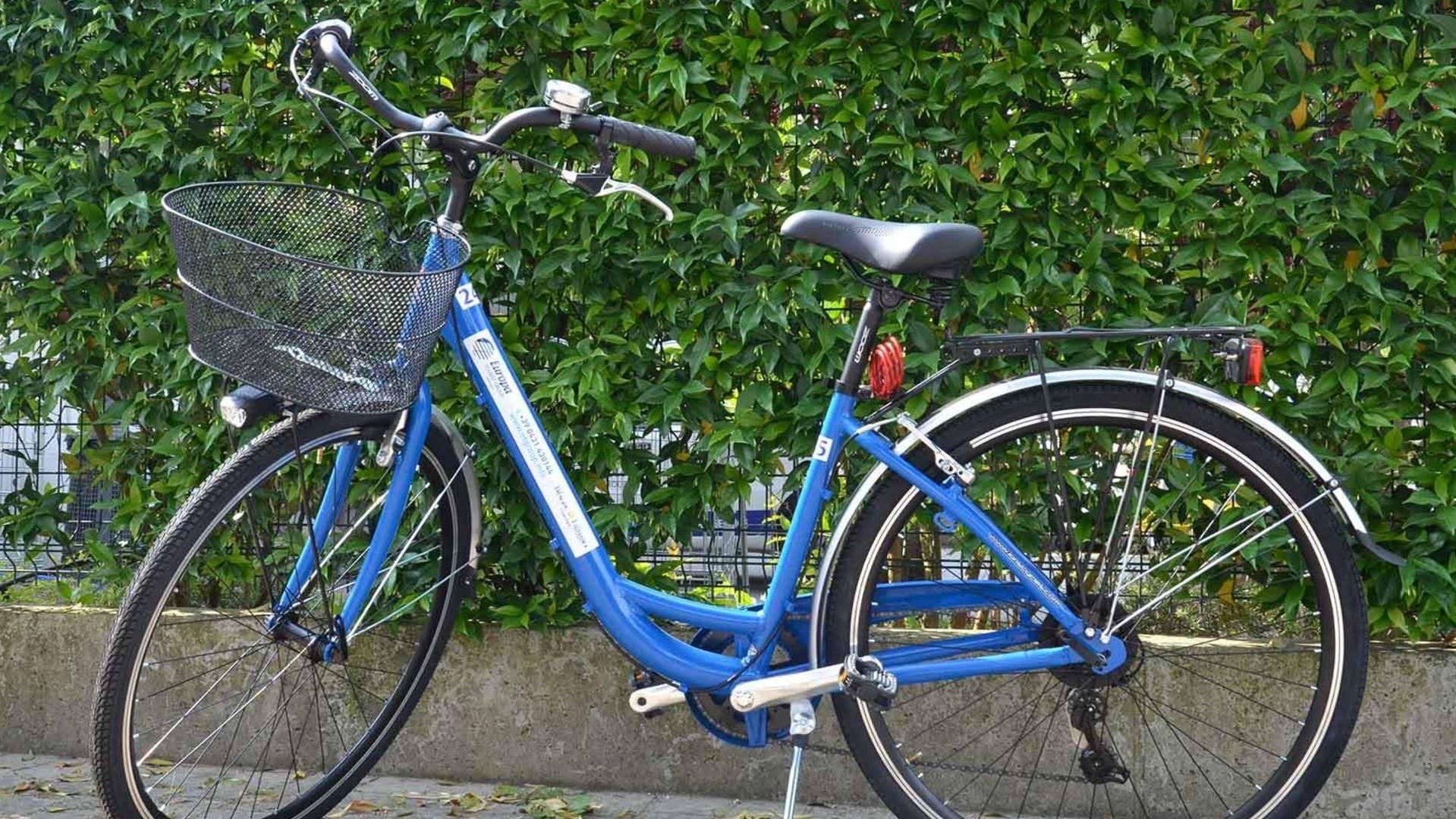 Noleggio Biciclette City Europa Tourist Group