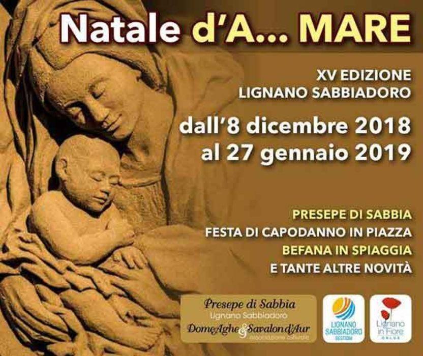 The Sand Nativity In Lignano Sabbiadoro Europa Tourist Group