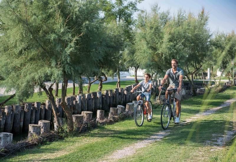 Fahrrad Bibione