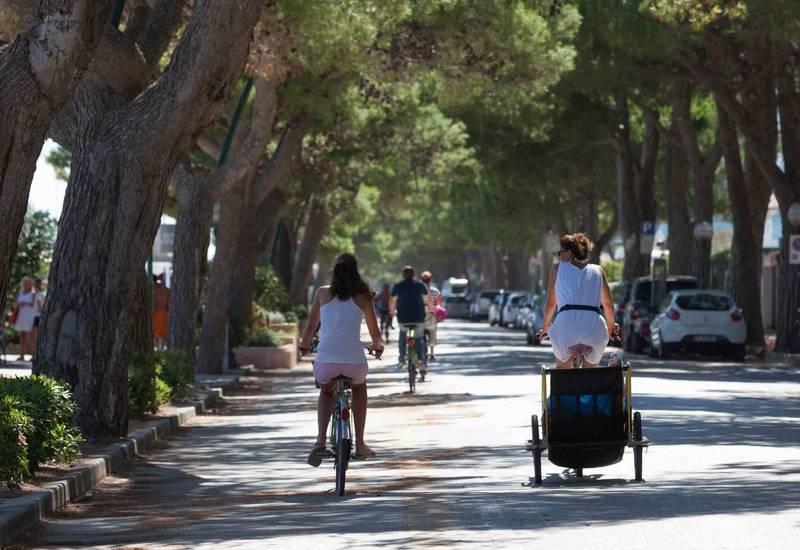 Fahrrad Lignano Sabbiadoro