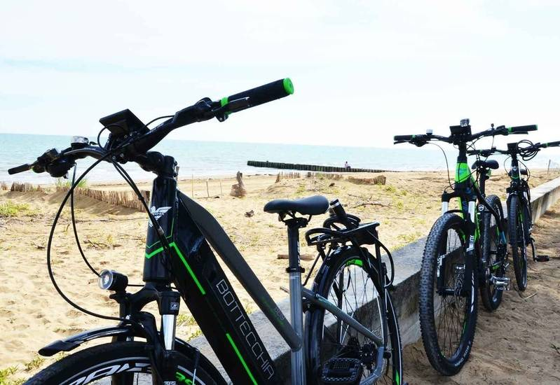 E-Bike Bibione Europa Tourist Group